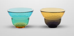 Pirka Cobalt & Amber Collection
