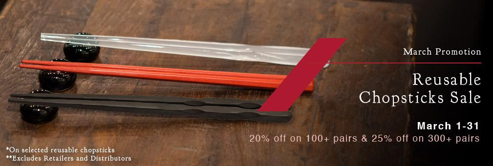 Reusable Chopsticks Sale